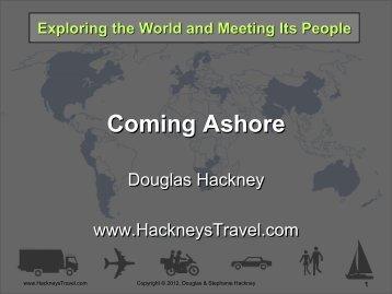 Coming Ashore - Hackney