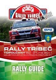 obalky A5.indd - HADIK Rallye Team