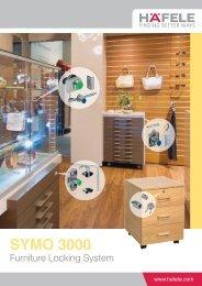 SYMO 3000 Furniture Locking System (3MB) - Hafele
