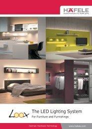 The LED Lighting System - Hafele