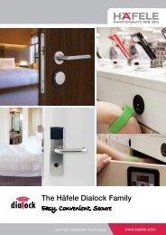 The Häfele Dialock Family (2.8MB) - Hafele