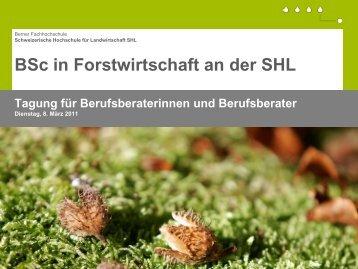 2 - HAFL - Berner Fachhochschule
