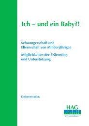 Ich und ein Baby? - Hamburgische Arbeitsgemeinschaft für ...