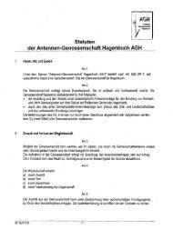 Statuten [PDF, 195 KB] - Gemeinde Hagenbuch