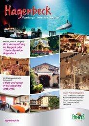 Exklusiv, exotisch, einzigartig - Hagenbeck