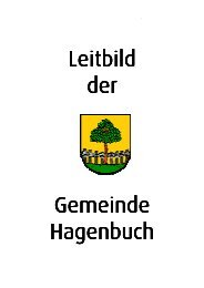 Leitbild 2010 - Gemeinde Hagenbuch