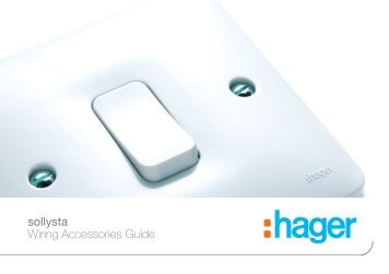 sollysta Wiring Accessories Guide - Hager  sc 1 st  Yumpu : hager wiring accessories - yogabreezes.com