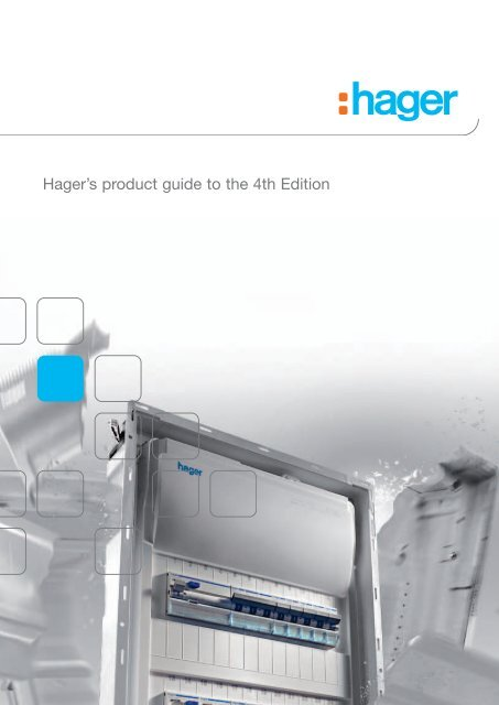 Hager S Product Guide To The 4th Edition