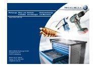 HK Firmenpraesentation 2013 - HAHN+KOLB Werkzeuge GmbH