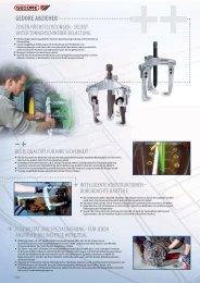 gedore abzieher - HAHN+KOLB Werkzeuge GmbH