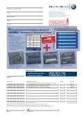 HK Werkzeugschrank System 700 S mit 8 Schubladen inkl. 157 ... - Seite 2