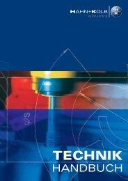 HK_TechnikHandbuch_2010mitLinks - HAHN+KOLB Werkzeuge ...