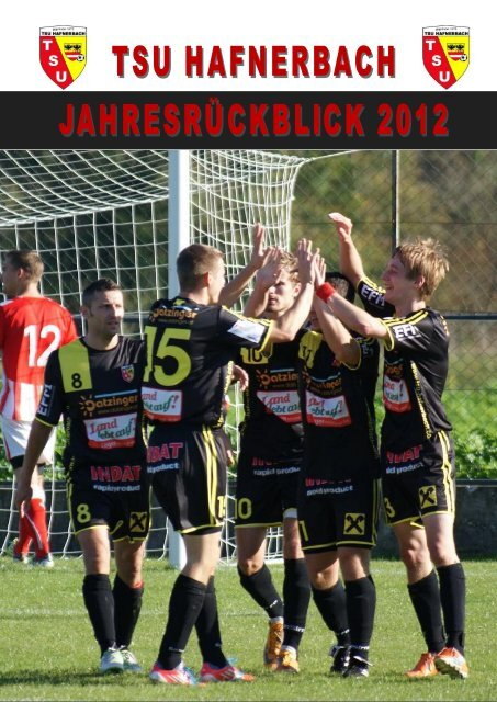 TSU Jahresrückblick 2012