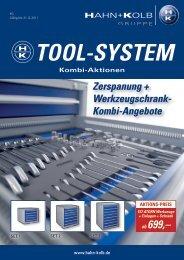 tool-system - HAHN+KOLB Werkzeuge GmbH