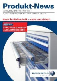 Neue Schließtechnik – sanft und sicher! - HAHN+KOLB Werkzeuge ...