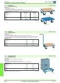 Tischwagen schwer Plattformwagen Fasskipper Gabelhubwagen - Seite 3