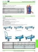 Tischwagen schwer Plattformwagen Fasskipper Gabelhubwagen - Seite 6