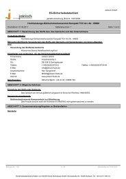 Sicherheitsdatenblatt HAHN+KOLB Art.-Nr. 69600225 - Metzler