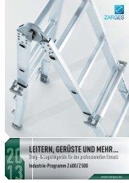 Leitern, Gerüste und mehr… - Produkte24.com