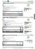 Mechanické a elektronické měřicí a zkušební přístroje - Page 3