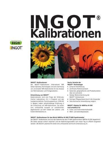 Futtermittel & Futtermittelbestandteile - Büchi Labortechnik Gmbh