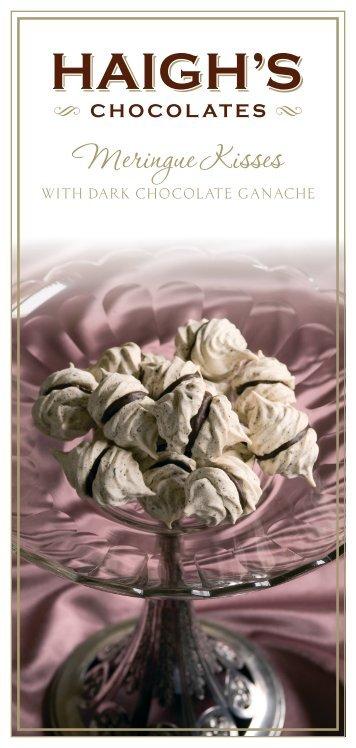 Meringue Kisses - Haigh's Chocolates