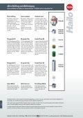 Strona katalogowa - Hailo Professional - Seite 2