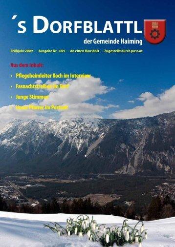 (5,30 MB) - .PDF - Gemeinde Haiming - Land Tirol