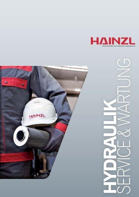 Hydraulik Service & Wartung - Hainzl