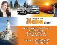Rental Mobil Jogja Murah ,Pelayanan Terbaik,Reka Travel