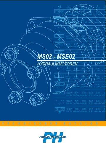 Catalogue Technique MS02-MSE02 en français.