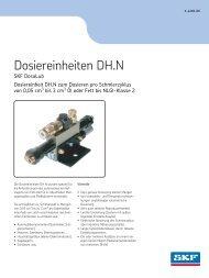 Dosiereinheiten DH.N