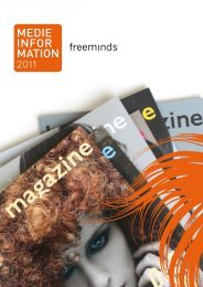 MEDIE INFOR MATION 2011 - Hair Magazine