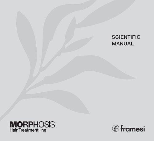 SCIENTIFIC MANUAL - Hairmagazine.dk