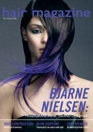 Hair ConstruCtion Kliim Coiffure JoHn stender - Hairmagazine.dk