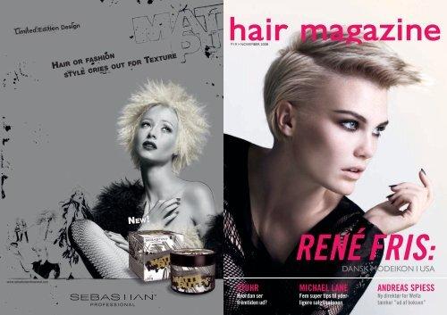 STUHR MICHAEL LANE ANDREAS SPIESS - Hairmagazine.dk