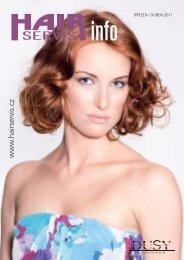 Březen – duben 2011 - Hair servis