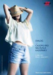 Dialog březen - duben 2011 - Hair servis