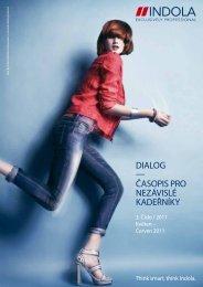 Dialog — časopis pro nezávislé KaDeřníKy - Hair servis
