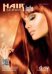 Leden / Únor 2013 - Hair servis