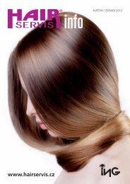 květen - červen 2012 - Hair servis