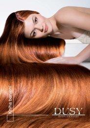 Kniha barvení - Hair servis
