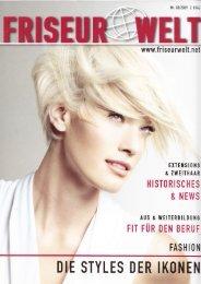 Friseurwelt 02/2009 Hairliners