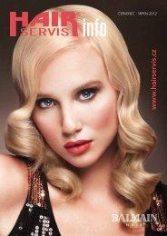 INFO červenec / srpen 2012 - Hair servis