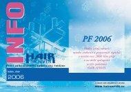 leden - únor 2006 - Hair servis