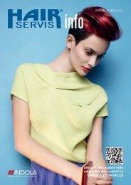 Březen/ Duben 2013 - Hair servis