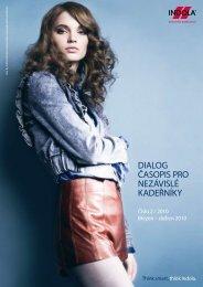 Dialog březen - duben 2010 - Hair servis