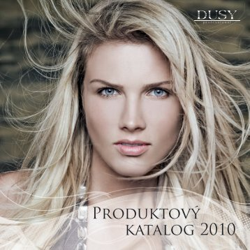 PRoDuktoVý kAtAloG 2010 - Hair servis