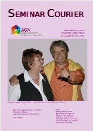 Courier Nov. 05 - Institut für Geistheilung und Naturheilung