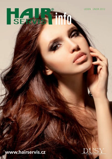 leden - únor 2012 - Hair servis